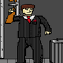 Pixel mobster by theyoutuber