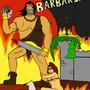 Barbarian by SaltySplatoon