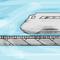 Supersonic train