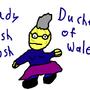Lady Nish Nosh by Truejolet