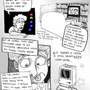 My Gamer Comic (PART I) by Justinian