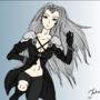 Sephiroth by DonkeyEars