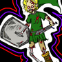 Zombie Link by comicretard