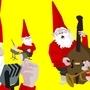 gnome jazz by unfrozenMONKEY