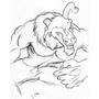 Minotaur by Talles