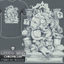 M. Kingdom Chronicles T-Shirt by Drakxxx