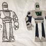 Robot 2 by StickDinosaur