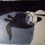 Grayscale Navi Plushy by Pelemus-McSoy