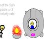 Not so safe capsule by Camwoodstock