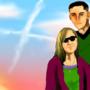 Couple by Sangasan