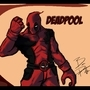 Deadpool by Chaserthewolf
