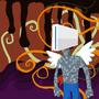 Wii Head by PsychicDinosaur