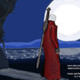 Dante in the moonlight by abhirao2001
