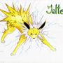 Jolteon by Neopatogen