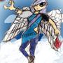 Angel girl by Keron-Ekzecut