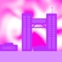Purple City by zathurika