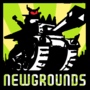 Alien NewGrounds by HeadBuster9000
