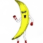 Banana-Man by pikmin08