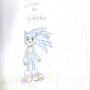 Sonic The Hedgehog by xMrJoeyx