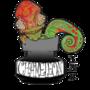 Chameleon Ink Cartoon Logo by ChaminkProductions