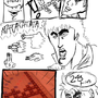 Kenshiro & Dio Play Scrabble by Sheller