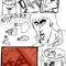 Kenshiro & Dio Play Scrabble