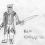 Felix-Sketch-Rebel by FeIix