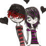 Emo lovers by sunsetkid98