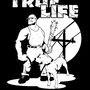 true life shirt design by xcodyx