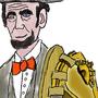 Steampunk Lincoln by Forteto