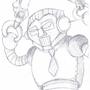 Robo-Fatcat by SirReginald