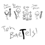 Teh Baetels by Rabid-Animals