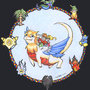 Secret of Mana Circle by TariC