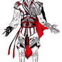 Ezio Auditore by TheFishyOne