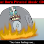 Don't Burn Pirated Music CDs by BudGPStudios