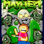Mysterious Mayhem game cover by Poncho5k