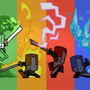castle crashers by gunslingermadness