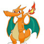 toon charizard by charmaster4
