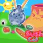 Sushi Cat by TheMastermario22