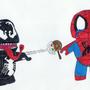 why spiderman hates venom pt 1 by Julior209