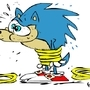 Sonic Chubby by RockBullet