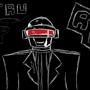 Daft Punk by Centru