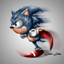 Realistic Sonic by Sevengard