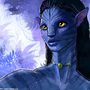 Neytiri by Hyptosis