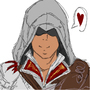 Ezio by TomoyaAyame