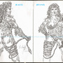 Wonder Woman Reimagined by alphanonanonymous
