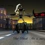 EFN Black Ace in 3D