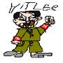 Toon Hitler by KoopaKidy