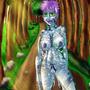 Lettia the Goo Girl by SpacePirateLord