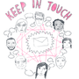 Keep in Touch by wesley-johnson